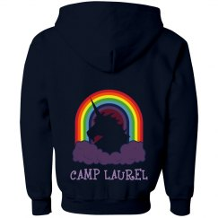 Camp Unicorn Sweatshirt