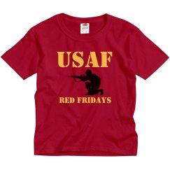 USAF Red Fridays Youth
