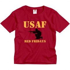 USAF Red Fridays Youth