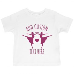 Customize Your Own Dance Tee
