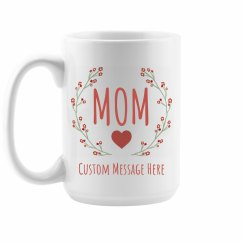 Personalized Mom Gift Mug