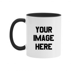 Your Image Here Custom Photo Gift