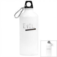 Evil Aluminum Water Bottle