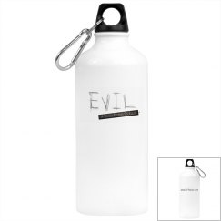 Evil Aluminum Water Bottle