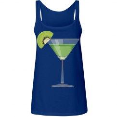 Green Cocktail w/Kiwi