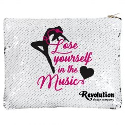 Lose Yourself in the Music - Make Up Bag