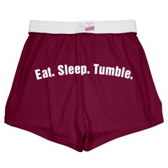 Eat Sleep Tumble Shorts