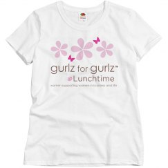 Lunch-time basic tee