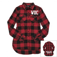 Westland plaid Ladies