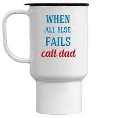 Call Dad Coffee Mug