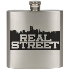 Real Street Flask
