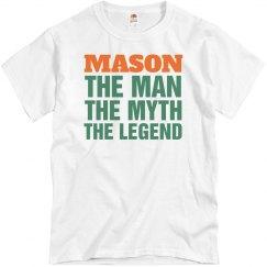 Mason the man