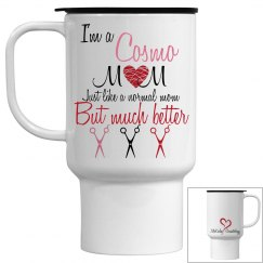 Cosmo Mom Travel Mug