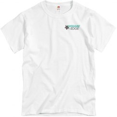 Unisex T-shirt with color logo