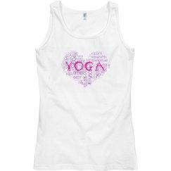 Yoga Poses Tank Top