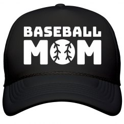 Trendy I'm A Baseball Mom