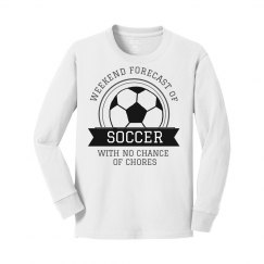 Weekend Forecast Of Soccer Design