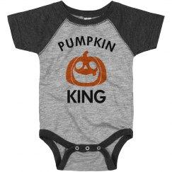 Baby Pumpkin King