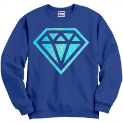 Diamond glitter