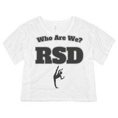 RSD Crop Top
