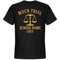 Mock Trial Team Member