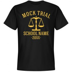 Mock Trial Team Member