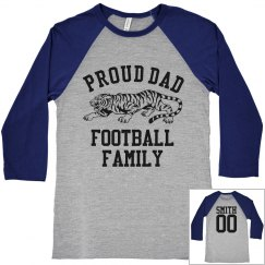 Tigers Football Dad