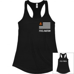 Fuel Nation Womens Racerback