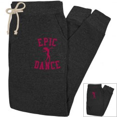 EPIC DANCE SLIM FIT JOGGERS