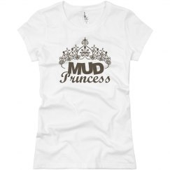 Mud Run Princess
