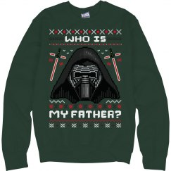 Kylo Ren Ugly Sweater