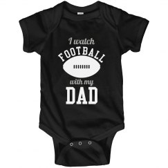 Watch Football With Dad