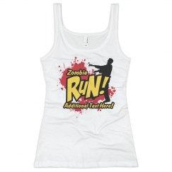 Zombie Run 5K Comic