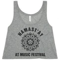 Namast'ay At The Festival
