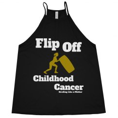 Flip Off Childhood Cancer