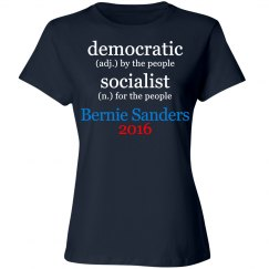 Democratic Socialist definition