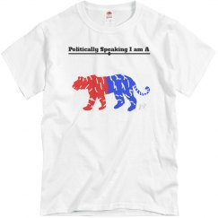 Politically Speaking Tiger