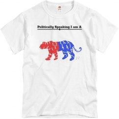 Politically Speaking Tiger