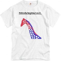 Politically Speaking Giraffe