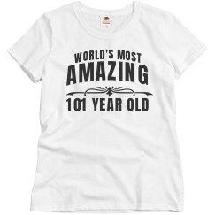 Amazing 101