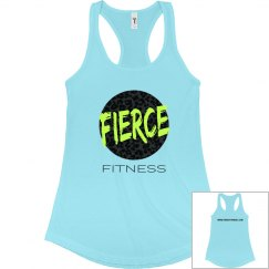 Fierce Fit Light Blue