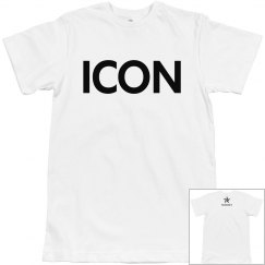 "The Refine Men ""ICON"" jersey T"