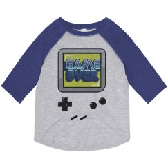 Game Over Toddler Tee