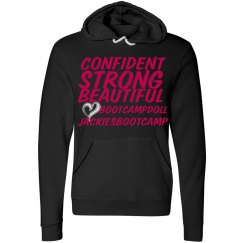 beautiful and strong hoodie