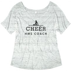 Cheer Middle School Coach
