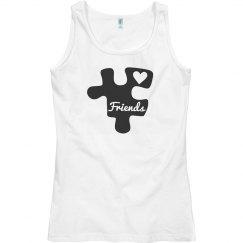 Best Friends shirt