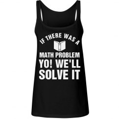 Yo! Math Teacher Problems