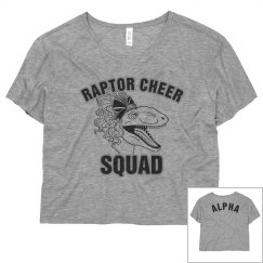 Raptor Cheer Squad 5