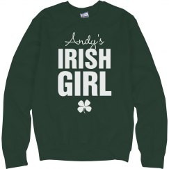 St Patricks Irish Girl