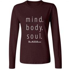 Mind Body Soul Tank